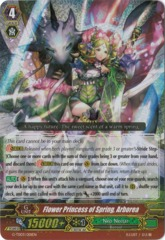 Flower Princess of Spring, Arborea - G-TD03/001EN (RRR)