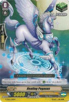 Healing Pegasus - G-TD02/018EN