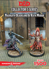 Tyranny of Dragons - Naergoth Bladelord & Rath Modar
