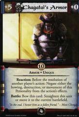 Chagatai's Armor