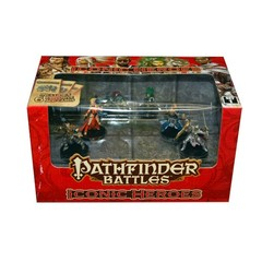 Pathfinder Battles: Iconic Heroes Set #1