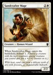 Sandcrafter Mage - Foil