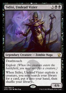 Sidisi, Undead Vizier - Foil