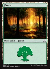 Forest (64) on Channel Fireball