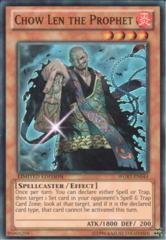 Chow Len the Prophet - WGRT-EN044 - Super Rare - Limited Edition