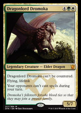 Dragonlord Dromoka - Foil