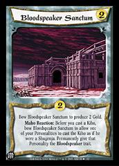 Bloodspeaker Sanctum
