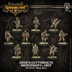 Croe's Cutthroats - Unit (10)