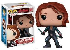 Marvel Series - #91 - Black Widow
