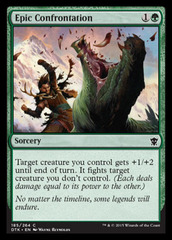Epic Confrontation - Foil