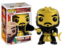 Asia Series - #05 Monk Sha [SDCC/NYCC 2014]
