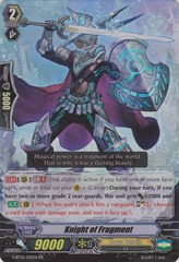 Knight of Fragment - G-BT01/010EN - RR