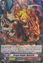 Dragon Knight, Monireth - G-BT01/073EN - C on Channel Fireball