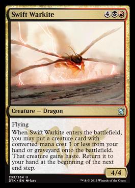 Swift Warkite - Foil