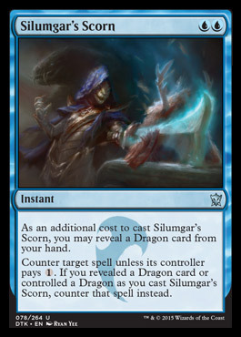 Silumgars Scorn - Foil