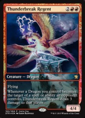 Thunderbreak Regent (Dragons of Tarkir Game Day)