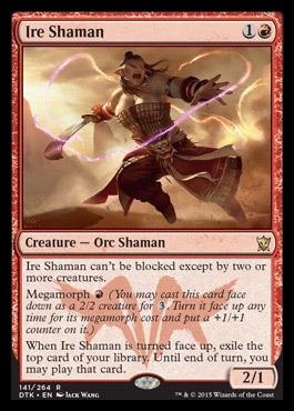Ire Shaman