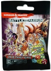 Dice Masters: D&D Dice Masters: Battle for Faerun Gravity Feed Pack