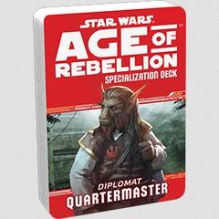 Quartermaster Specialization Deck