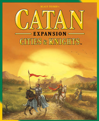 Catan: Cities & Knights  (2015) (In-Store Sales Only)