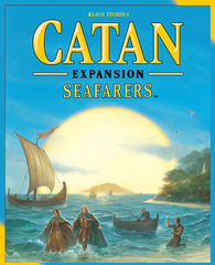 Catan: Seafarers 5th Edition