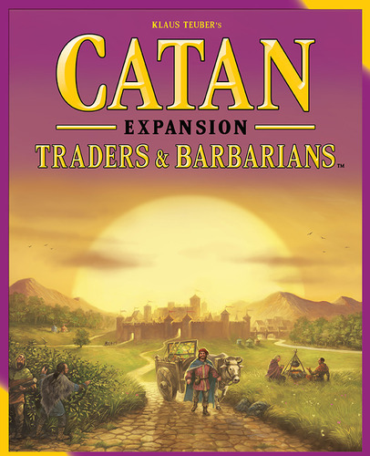 Catan: Traders & Barbarians (2015)