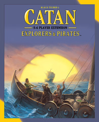 Catan: Explorers & Pirates Expansion (2015)