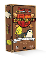 Adventure Time: Card Wars - Lemongrab vs. Gunter