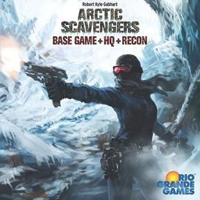 Arctic Scavengers: Base Game w/HQ & Recon Exp