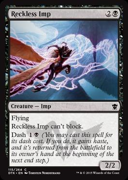 Reckless Imp