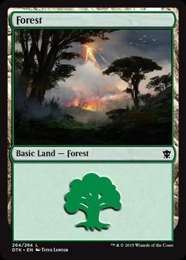 Forest (264) - Foil