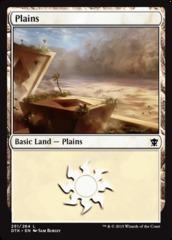 Plains - Foil (251)(DTK)