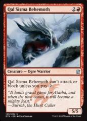 Qal Sisma Behemoth