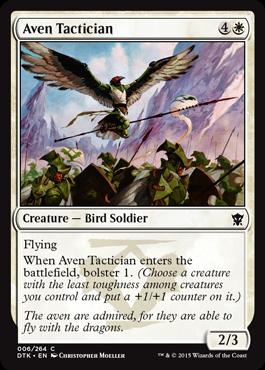 Aven Tactician - Foil