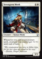 Strongarm Monk - Foil