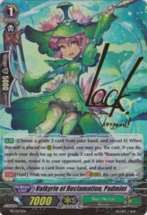 Valkyrie of Reclamation, Padmini - PR/0173EN - PR (Stamped)