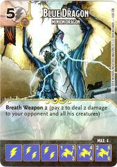 Blue Dragon - Minion Dragon (Card Only)