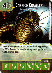 Carrion Crawler - Paragon Aberration (Card Only)