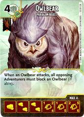 Owlbear - Paragon Beast (Card Only)