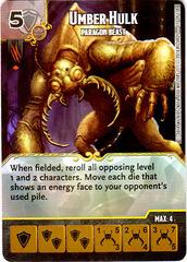 Umber Hulk - Paragon Beast (Card Only)