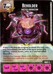 Beholder - Master Aberration (Die & Card Combo)