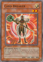 Card Breaker - TSHD-EN005 - Common - 1st Edition