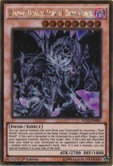Grapha, Dragon Lord of Dark World - PGL2-EN083 - Gold Rare - 1st Edition