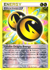 Double Dragon Energy - 97/108 - Uncommon - Reverse Holo on Channel Fireball