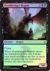 Deathbringer Regent - Foil - Prerelease Promo