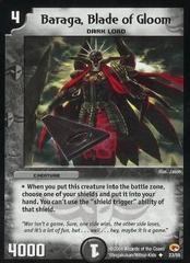 Baraga, Blade of Gloom