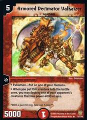 Armored Decimator Valkaizer