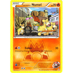 Team Magma's Numel - 1/34 - Common