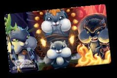 StarCityGames Squirrel Playmat