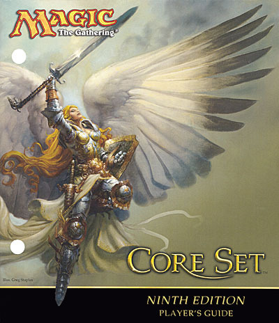 9th Edition Players Guide